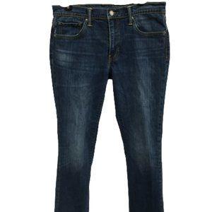 Levi Strauss Original Riveted Size 33 Blue Jeans